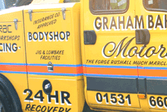 About Graham Baker Motors