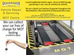 MOT Free Car Collection Service