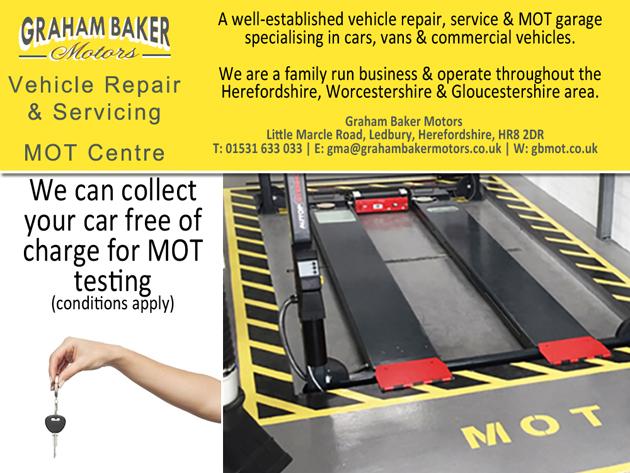 MOT Free Car Collection Service